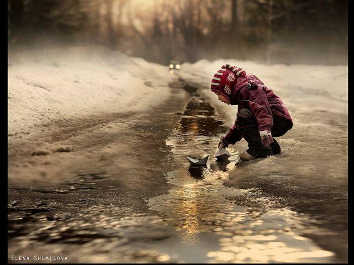 Ces Photos Semblent Tout Droit Sorties D'un Rêve - Images Originale