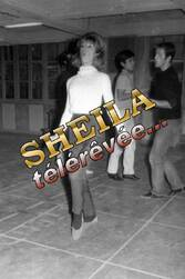 """Rentrée 1963 : Ballet """"Le sifflet des copains"""" en studio"""