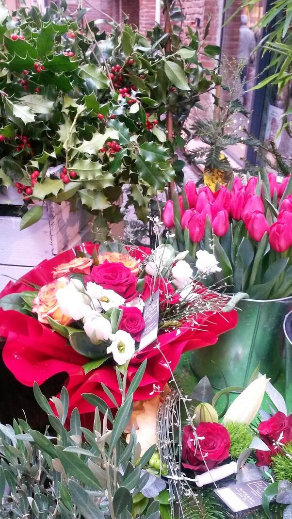 BONNE ANNEE : Fleurs