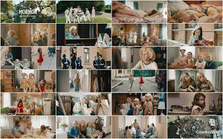 Mormor og de åtte ungene / Grandma and the eight kids. 2013.