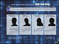 Le blog du Shin-Bet