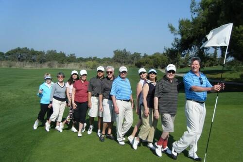 Stage de golf pour groupes à Djerba