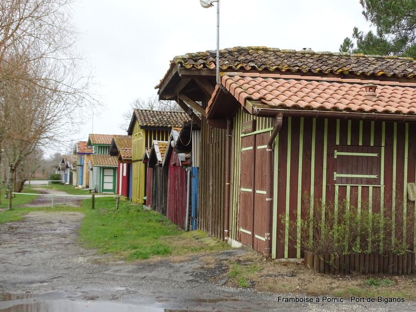 Port de Biganos - Gironde- 2018