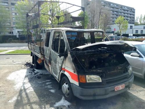 Croix-Rouge de WSL en colère : ouverture d'une cagnotte pour le véhicule incendié