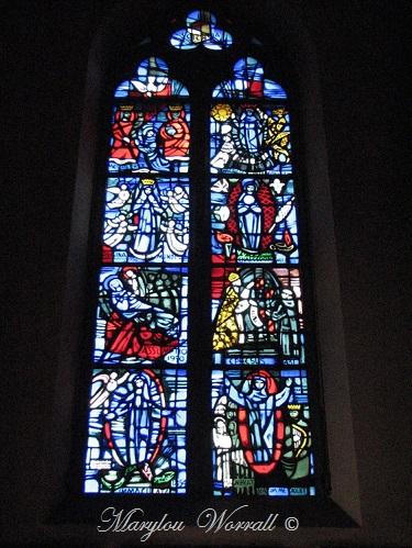 Marienthal 67 : Basilique Notre Dame 2/2