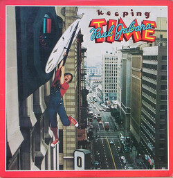 Paul Jabara - Keeping Time - Complete LP