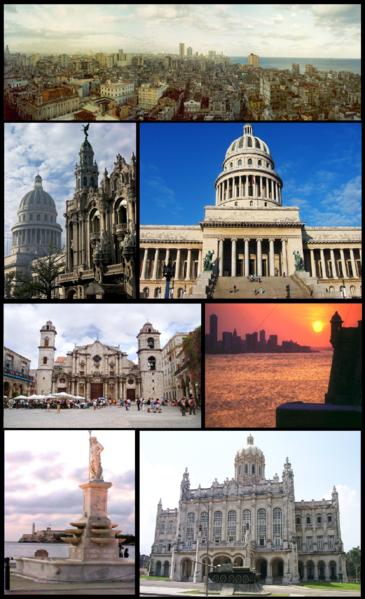 Blog de lisezmoi :Hello! Bienvenue sur mon blog!, Cuba : La Havane