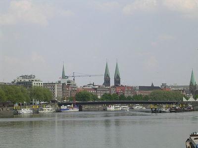 Blog de lisezmoi :Hello! Bienvenue sur mon blog!, L'allemagne : le Land de Brême - Brême -