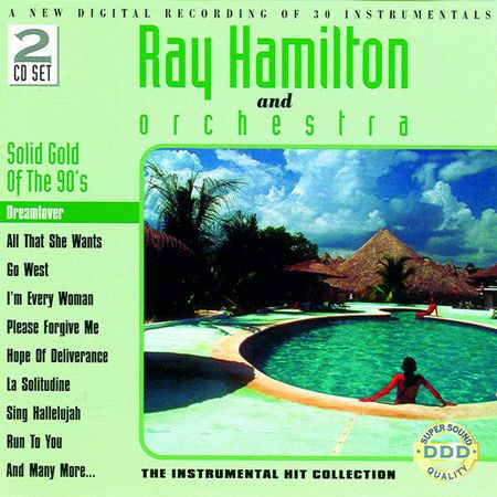 RAY HAMILTON, Let It Shine,  Instrumental Orch. (Rubrique)
