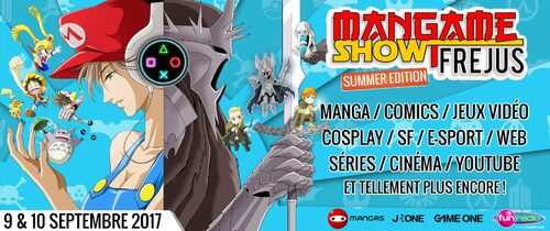 Mangame Show 2017 summer édition