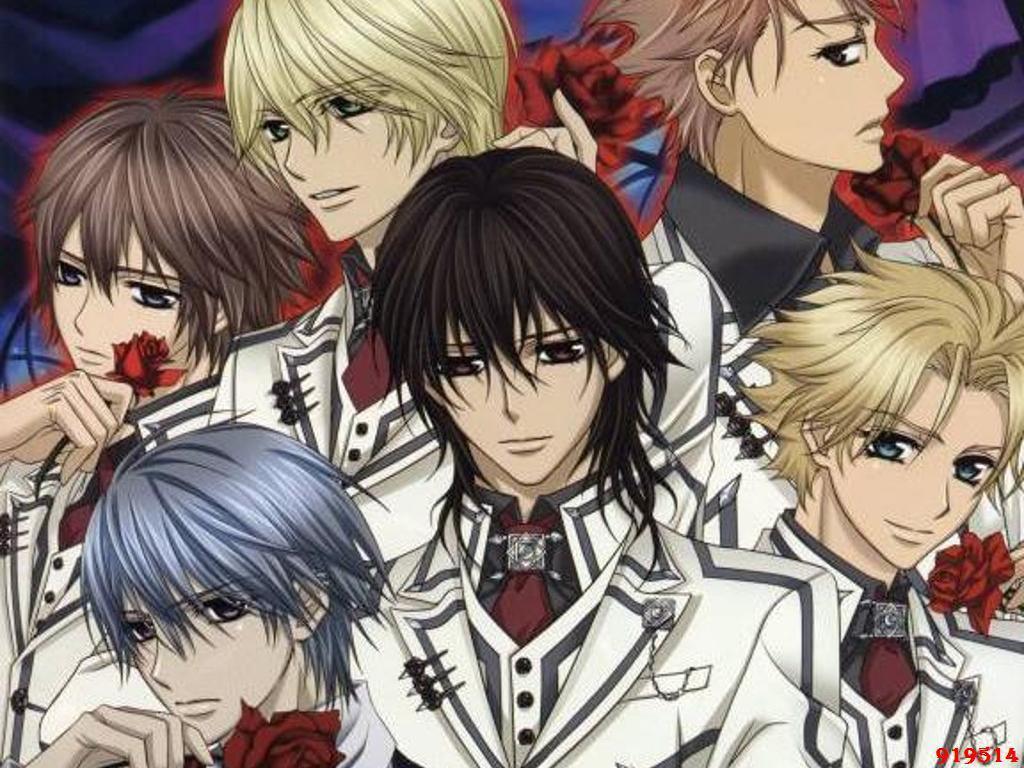 Vampire knight pok manga - Vampire knight anime wallpaper ...
