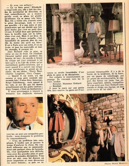 """paru dans """"Bonne Soirée""""  n° 2592 du 17/10/1971"""