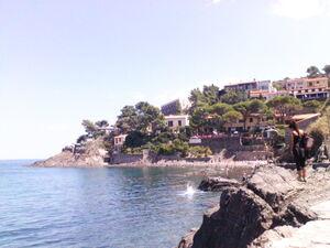 Baguenauder à Collioure