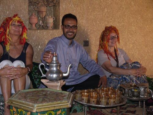 Avec Mahfoud