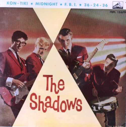 THE SHADOWS - 36-24-36