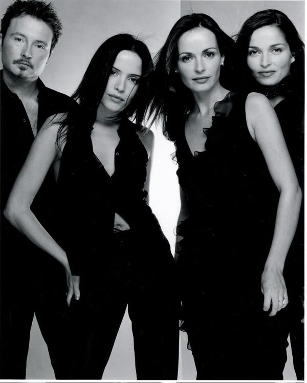 The Corrs, groupe