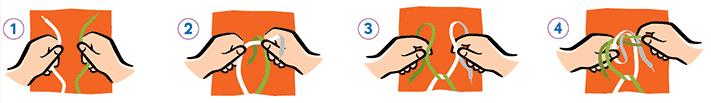 Apprendre à faire ses lacets