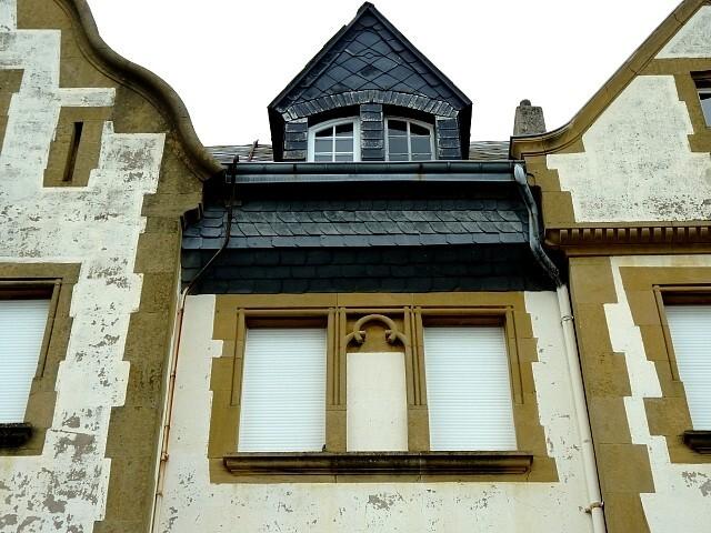 Les frontons de Metz 109 Marc de Metz 2013