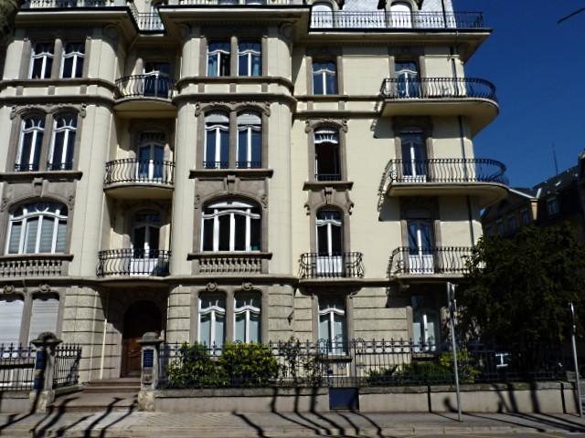 1 Avenue Foch Metz 11 Marc de Metz 2011