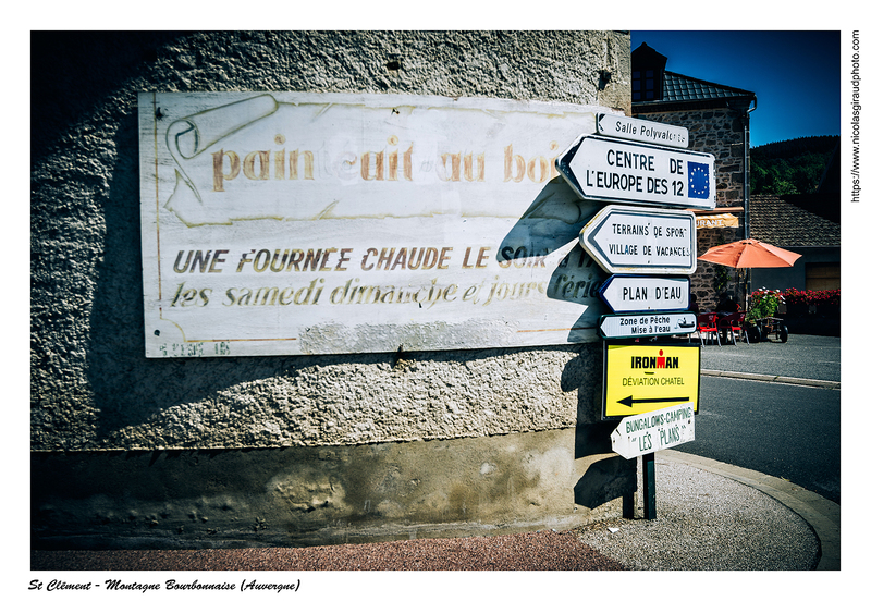Road trip en montagne Bourbonnaise