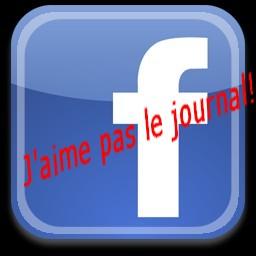 Supprimer la timeline (journal) de facebook
