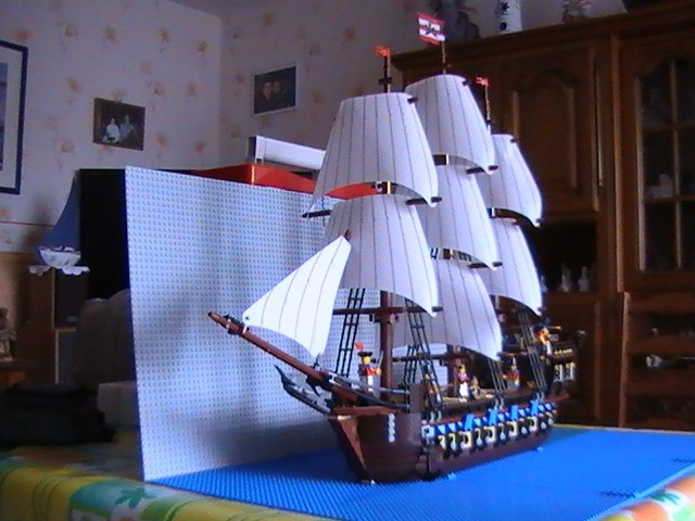 l go pirates n 10210 de 2010 mon plus beau mod le. Black Bedroom Furniture Sets. Home Design Ideas