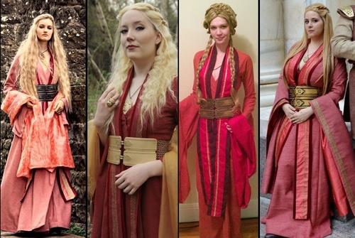 Les plus beaux cosplays de Cersei