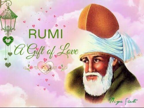 CHOPRA, Deepak - A Lover's Madness, d'après les poèmes de Rumi (Rêveries et Poésie)
