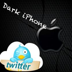 Dark iPhone est sur Twitter