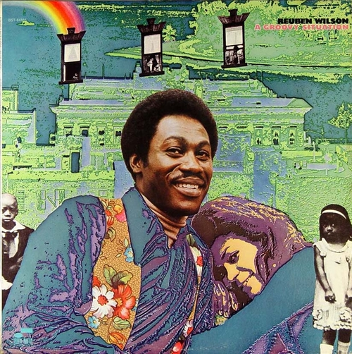 "Reuben Wilson : Album "" A Groovy Situation "" Blue Note Records BST 84365 [ US ]"
