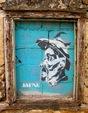 J comme Jace ou Jaune, street artits