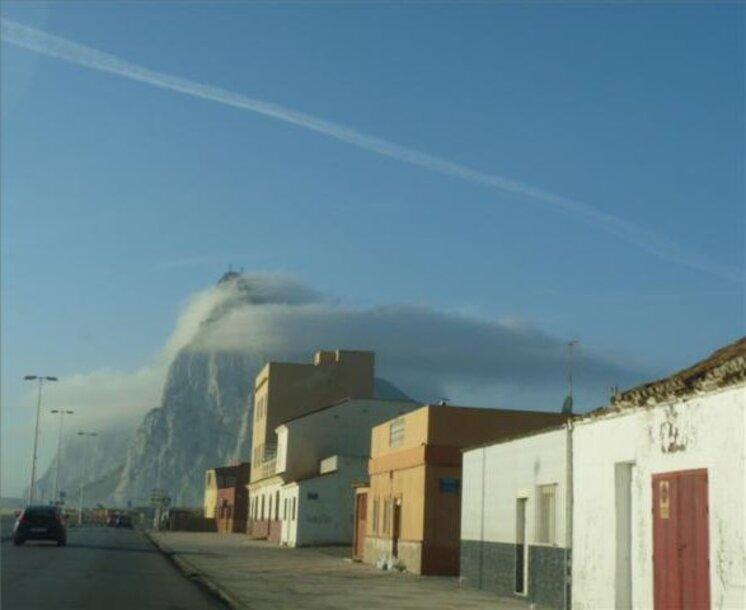 Au revoir Gibraltar ...