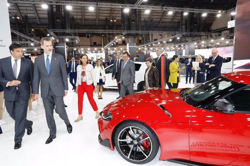 Salón Internacional del Automóvil de Barcelona