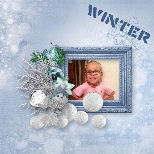 "Collab ""Frozen winter"""