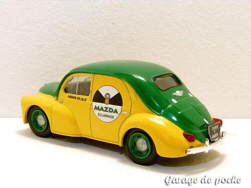 4cv commerciale Mazda 1951