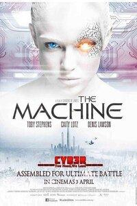 THE MACHINE : Dans un monde plongé dans la guerre, un chercheur travaille sur la création d'un androïde puissant, autonome et conscient. ... ----- ... Durée : 1h 30min Film : Américain Réalisé en 2014 par : Caradog James Avec : Caity Lotz, Toby Stephens, Sam Hazeldine