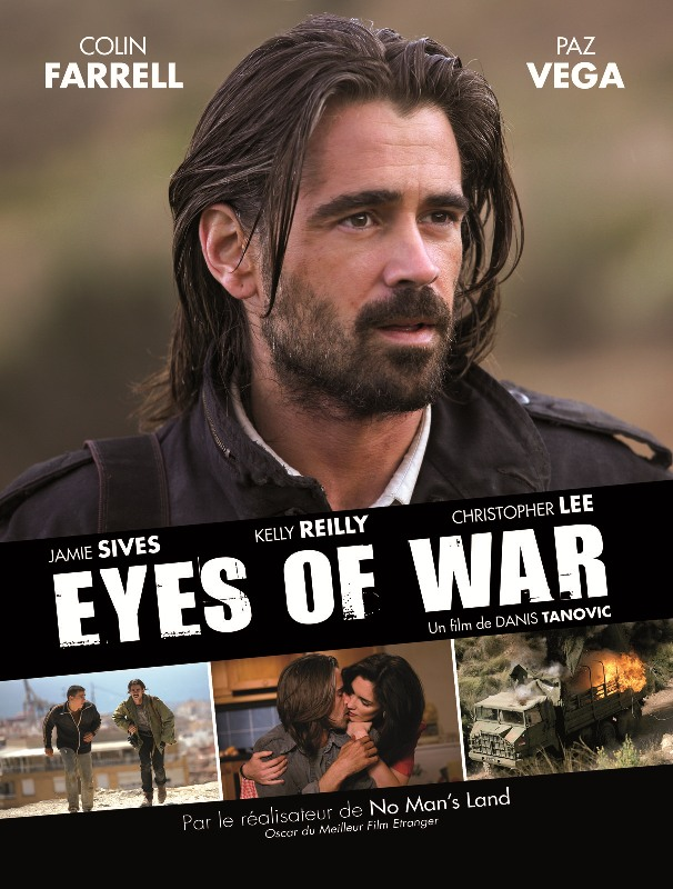 Eyes of war affiche