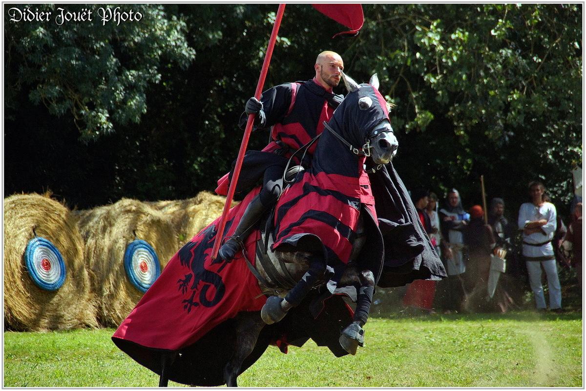 Médiévales de Commequiers 2015 (2) - Le Tournoi des Chevaliers