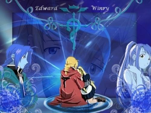 Ed et Winry