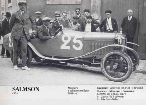 Salmson (1923-1956)