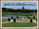 jardin de Villandry  indre et loire (37)