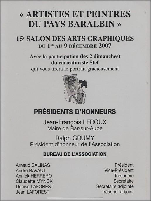 18ème Salon des Arts Graphiques - 2010
