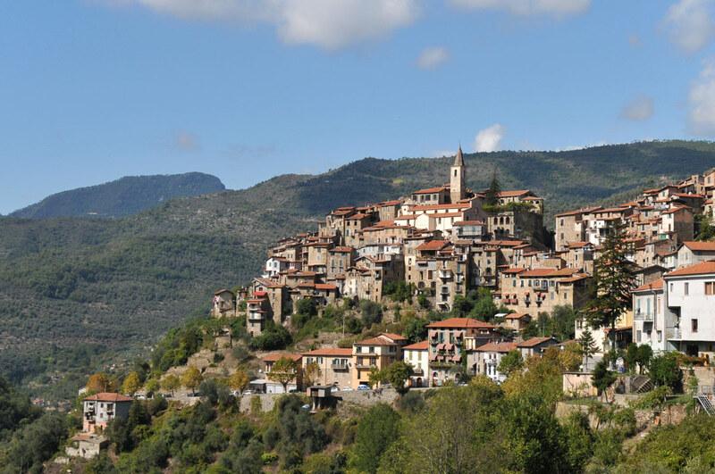 Séjour à Sanremo : Apricale (1)
