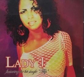 LADY J  - LADY J (PROMO EP 200X)