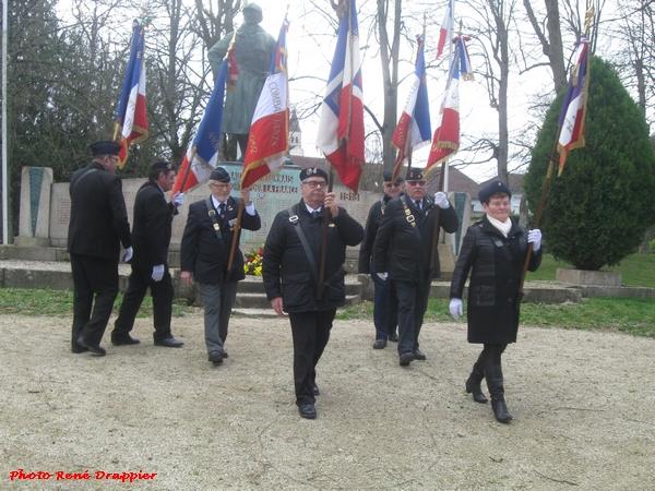 La dernière cérémonie du Souvenir Français, vue par René Drappier