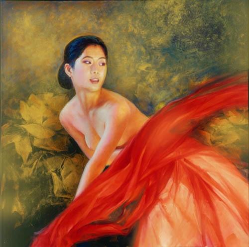 Artiste Jia Lu