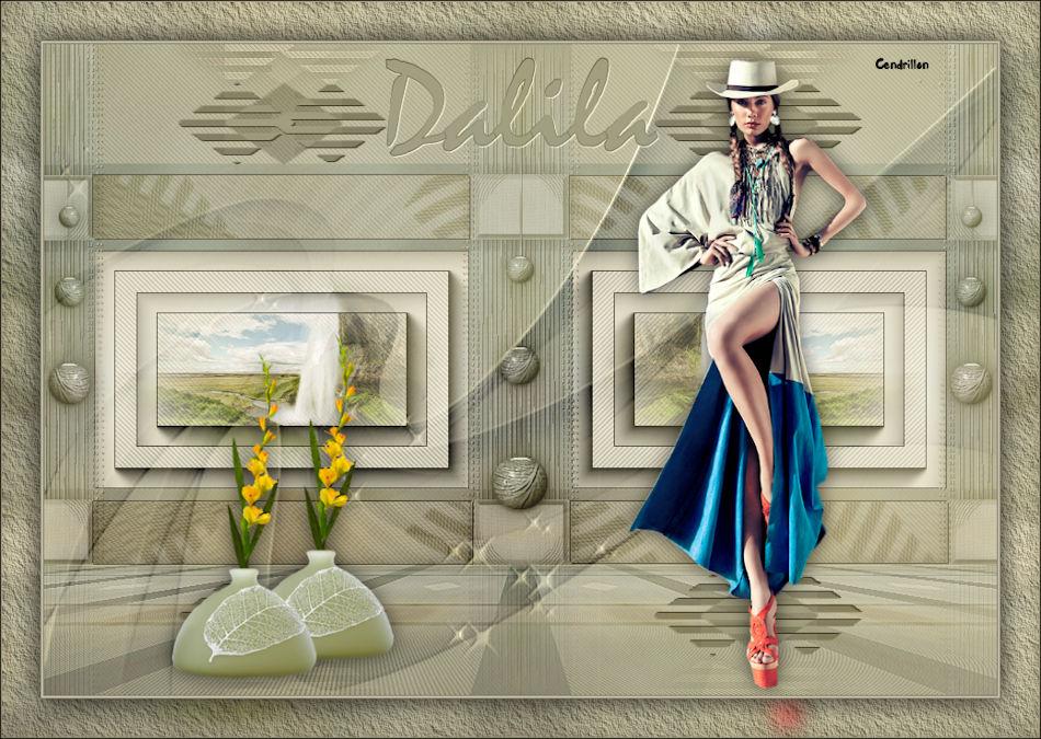 Dalila - Butterfly