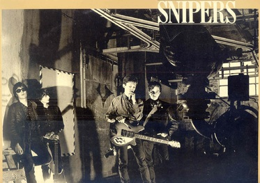 Frenchy but Chic # 33 : The Snipers - S/T (1983)