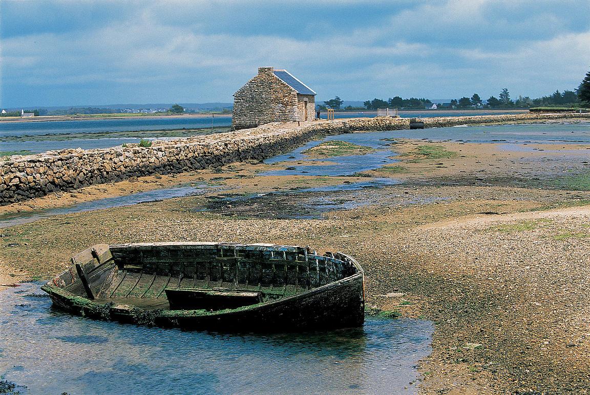 Nicolas Millot Photographe | Nichée au beau milieu du golfe du ...