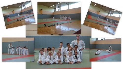 Groupe Eveil Judo